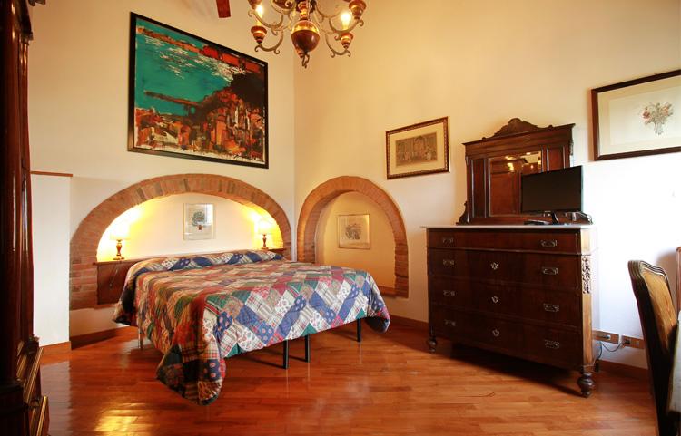 Casa Bolsinina Holidays In Tuscany